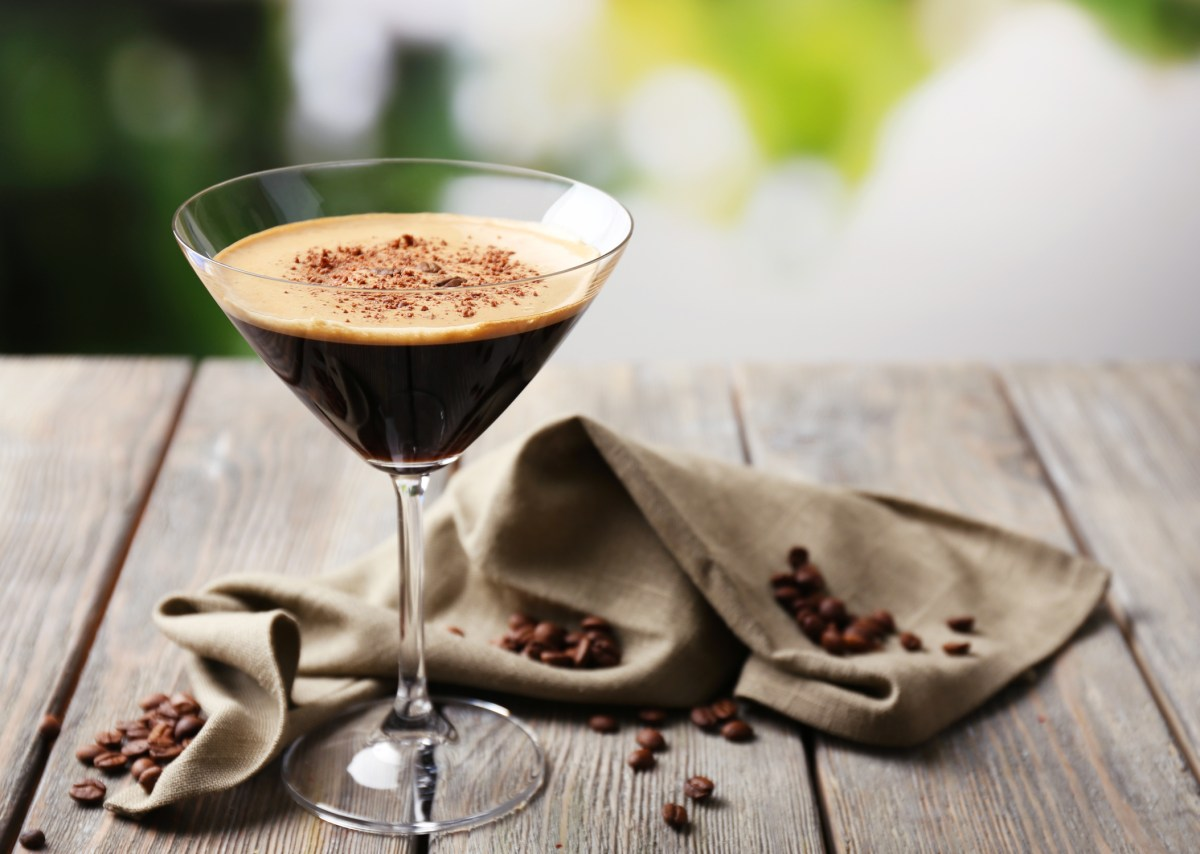 Van Gogh Double Espresso Cocktail Recipes